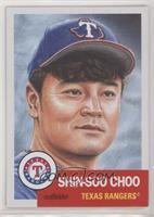 Shin-Soo Choo #/2,737