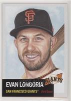 Evan Longoria #/2,930