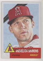 Andrelton Simmons #/8,695