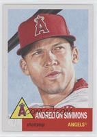 Andrelton Simmons #/8,695