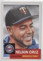 Nelson Cruz #/3,581
