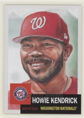 2019 Topps Living Set - Online Exclusive [Base] #183 - Howie Kendrick /2633