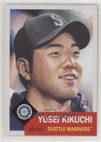 Yusei Kikuchi #/2,934