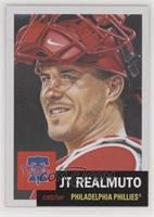 J.T. Realmuto #/2,796