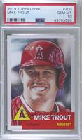 Mike Trout /22017 [PSA 10 GEM MT]