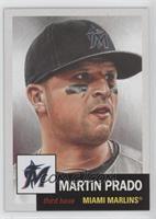 Martin Prado #/4,755