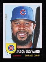 Jason Heyward #/2,573