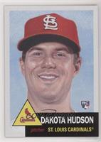 Dakota Hudson #/2,639