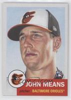John Means #/2,477