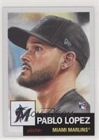 Pablo Lopez #/2,311