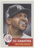 C.C. Sabathia #/2,825