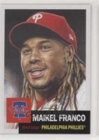 Maikel Franco #/2,210