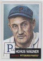 Honus Wagner #/3,707