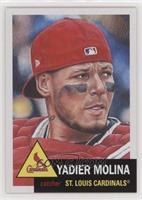 Yadier Molina #/2,695