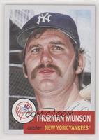 Thurman Munson #/3,657