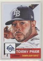 Tommy Pham #/2,009