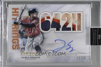 George Springer [Uncirculated] #/15