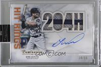 Jose Altuve [Uncirculated] #/15
