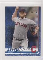 Cody Allen #/10