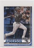 Tim Anderson #/10