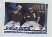 Veteran Combos - South Side Warriors (Moncada & Alonso Pose) #/10