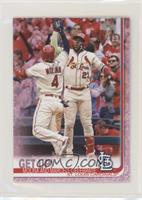 Sweet Victory (Molina and Marcell Celebrate) #/25