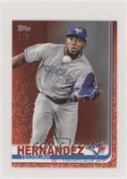 Teoscar Hernandez #/5