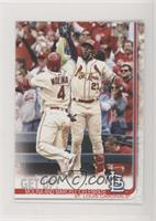 Checklist - Get Up! (Molina and Marcell Celebrate)