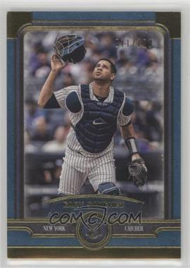 2019 Topps Museum Collection - [Base] - Sapphire #59 - Gary Sanchez /150