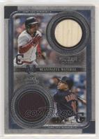 Jose Ramirez, Francisco Lindor #/50