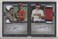Chris Sale, Dustin Pedroia #/5