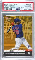 Pete Alonso (2019 NL Rookie of the Year Award Winner) [PSA 10 GEM&nbs…