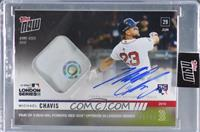 Michael Chavis [Uncirculated] #/99