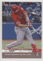 Mike Trout #/862