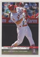 Mike Trout [EXtoNM] #/875