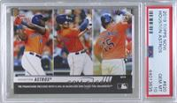 Houston Astros Team /281 [PSA10GEMMT]