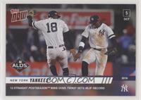 ALDS - New York Yankees #/259