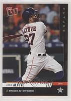 Jose Altuve (Auto to 199)