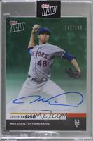Jacob deGrom [Uncirculated] #/199