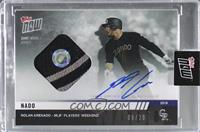Nolan Arenado [Uncirculated] #/20