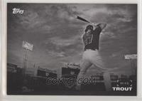Mike Trout #/2,000