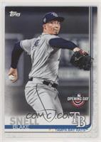 Blake Snell (Vertical, Pitching) [EX to NM]
