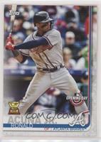 Base - Ronald Acuna Jr. (Batting) [EXtoNM]