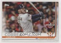 Base - Carlos Correa (Horizontal, Bat in Hand) [EXtoNM]