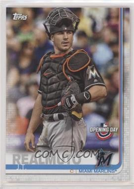 2019 Topps Opening Day - [Base] #60 - J.T. Realmuto
