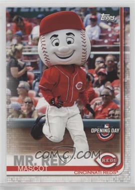 2019 Topps Opening Day - Mascots #M-16 - Mr. Red