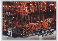 Tiger Merry-Go-Round