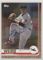 Logan Webb #/50