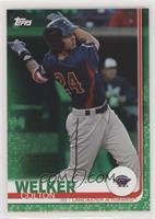 Colton Welker #/99