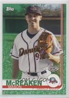 Mason McReaken #/99